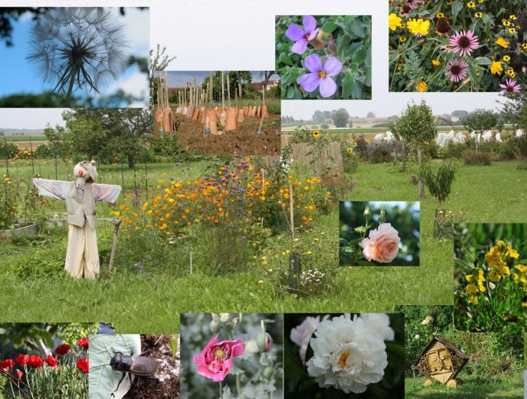 Le jardin des épouvantails de Catherine et Jean Louis Maso